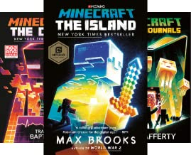 Minecraft Official Novels (8 Book Series)
