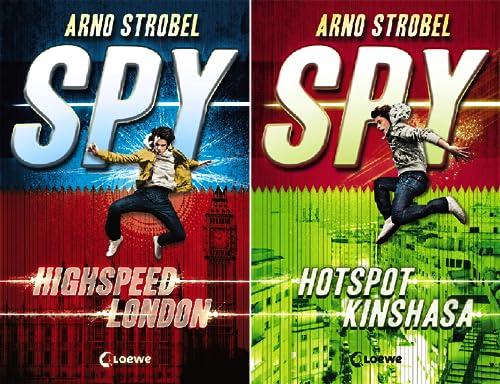 SPY (Reihe in 2 Bänden)