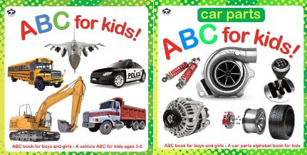 ABC for Kids! (2 Book Series)