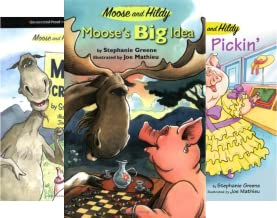Moose and Hildy (4 Book Series)