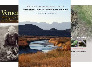 Integrative Natural History, sponsored by Texas Research Institute for Environmental Studies, Sam Houston State University...