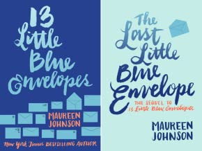 Little Blue Envelope (2 Book Series)