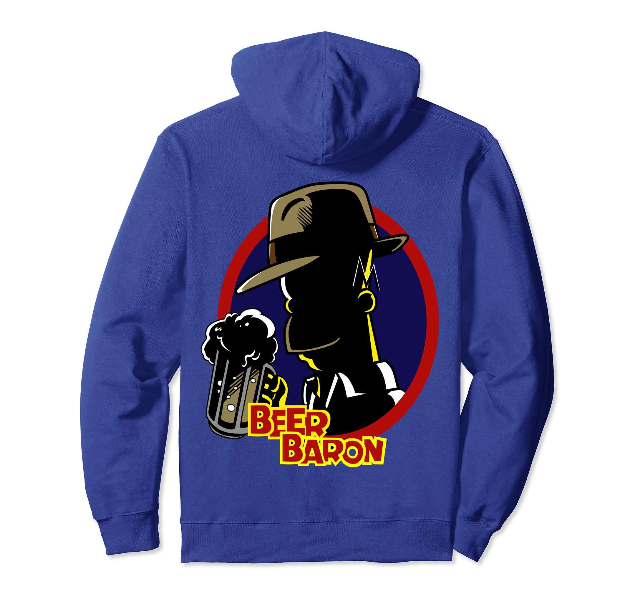 Amazon Com Beer Baron Pullover Hoodie For Woman Clothing