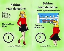 Sabine, jugendliche Detektivin (Reihe in 2 Bänden)