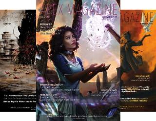 Apex Magazine (101-121) (21 Book Series)