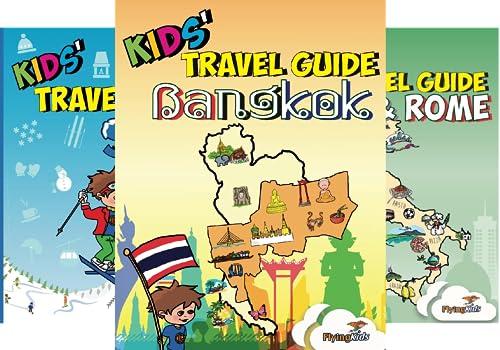 Kids' Travel Guide (17 Book Series)