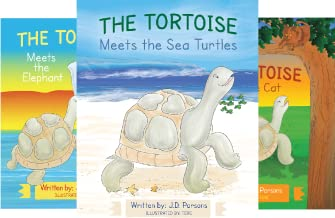The Tortoise's New Adventures (4 Book Series)