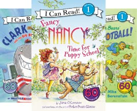 I Can Read Level 1 (51-100) (50 Book Series)