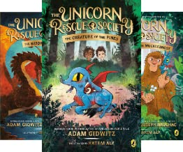 The Unicorn Rescue Society (5 Book Series)