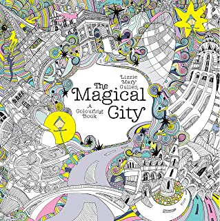 The Magical City: A Colouring Book (Magical Colouring Books)