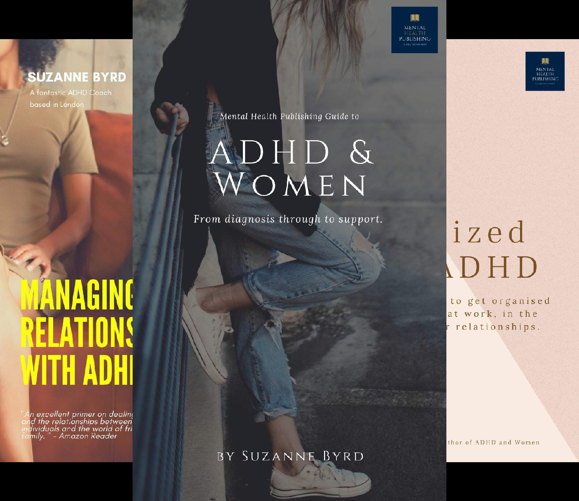 ADHD Insights (5 Book Series)