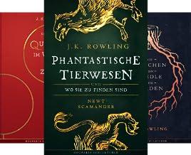 Hogwarts Schulbücher (Reihe in 3 Bänden)