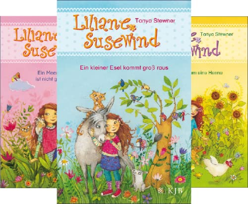 Liliane Susewind ab 6 (Reihe in 12 Bänden)