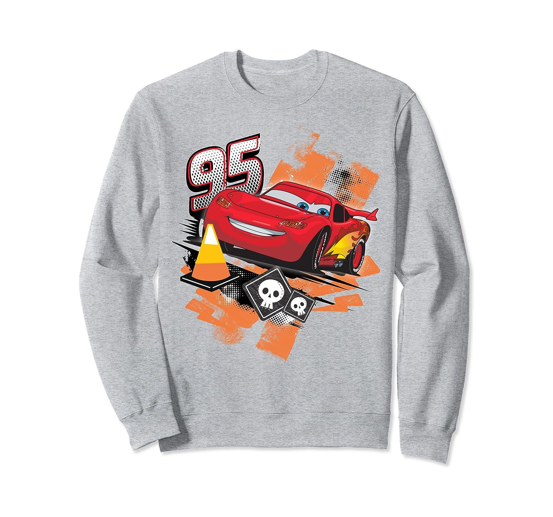 Disney Pixar Cars Lightning McQueen 95 Portrait Sweatshirt