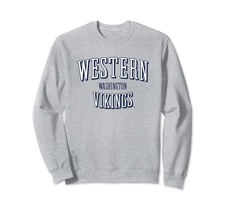 WWU Vikings - NCAA Women's Sweatshirt RYLWWU07-TH