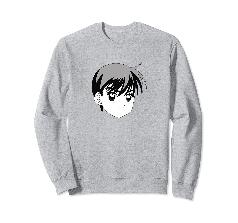 Cute Japanese Anime Hero Costume Kawaii Cosplay Manga Art  Sweatshirt