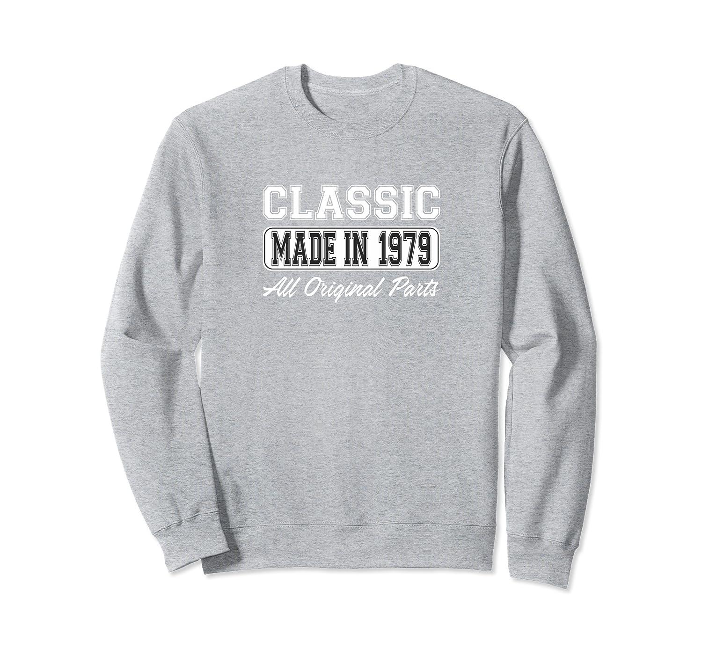 Classic – Made in 1979 – All Original Parts – Sweatshirt