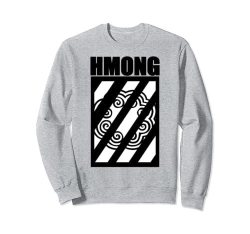 Hmong Hmoob Shirt Sweatshirt
