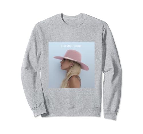 Lady Gaga Official Joanne Album Art  Sweatshirt
