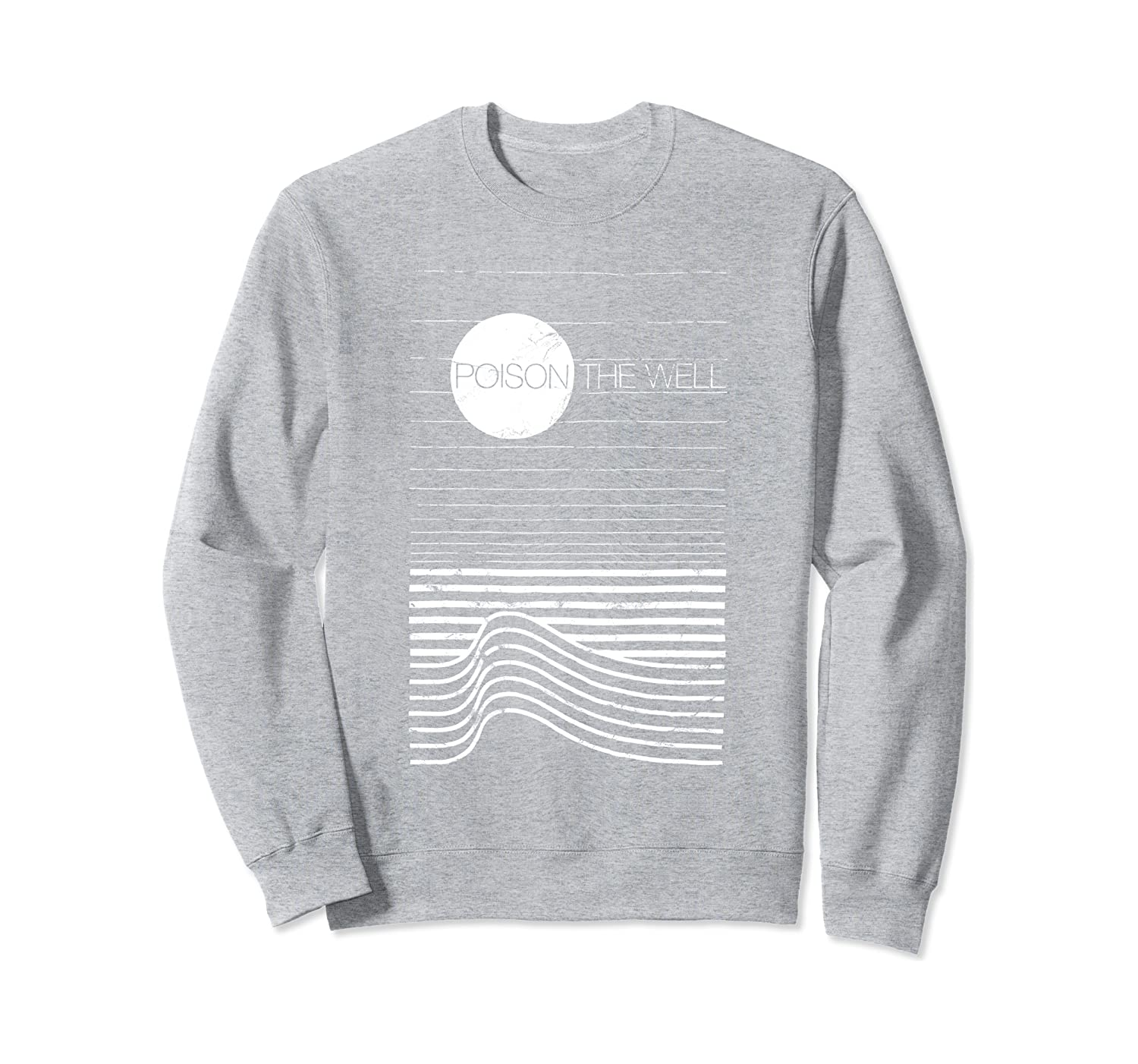 Poison The Well Beach Crewneck Sweatshirt