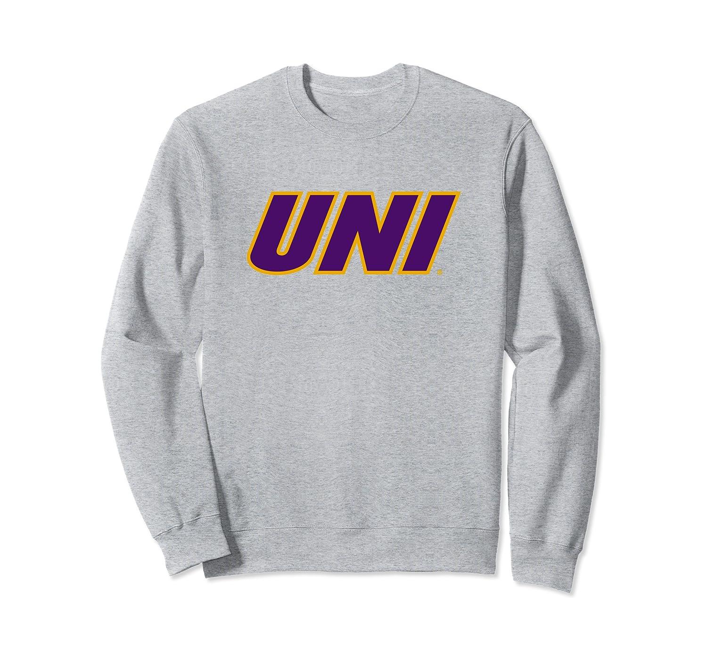 UNI Panthers NCAA Womens Sweatshirt PPNIU011
