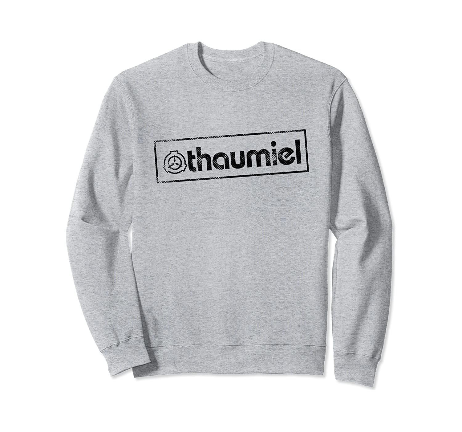 Scp Foundation Object Class Thaumiel Sweatshirt Clothing Amazon Com There's only three thaumiel cla. scp foundation object class thaumiel