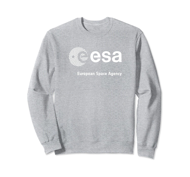 ESA European Space Agency Signature Fingerprint Sweatshirt