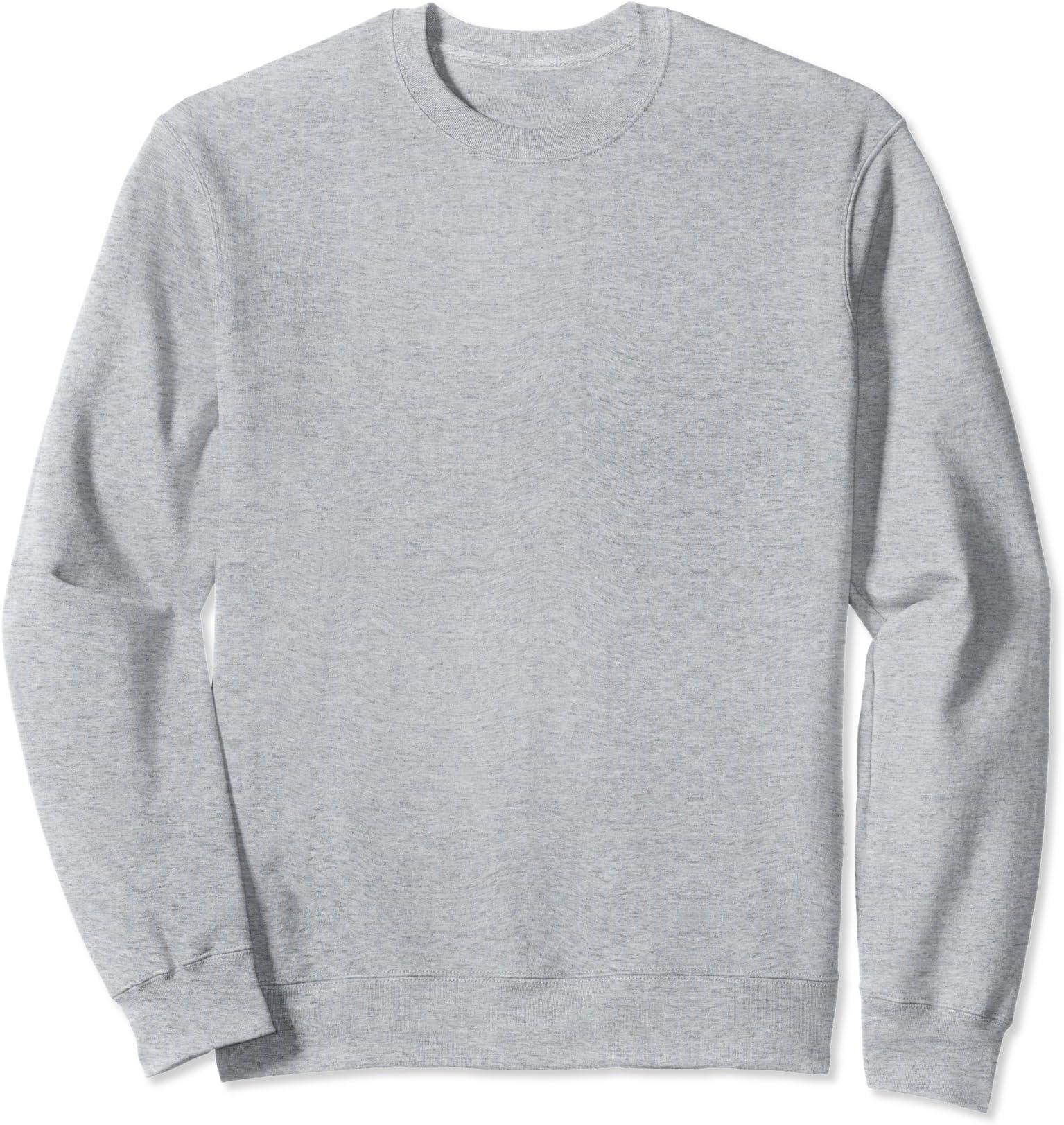 Alice in Wonderland Black /& White Flowers Adults Unisex Black Sweatshirt