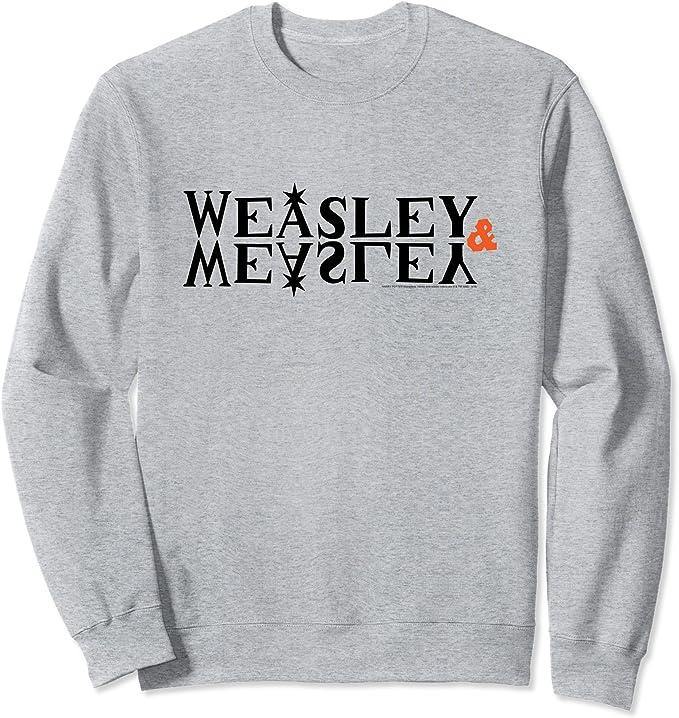 Harry Potter Weasley and Weasley Sweatshirt