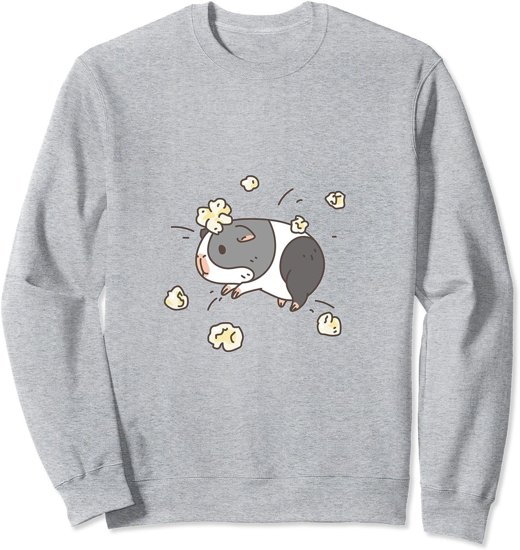 Cute Max 76% OFF Guinea pig Bombing new work pop-corning Sweatshirt