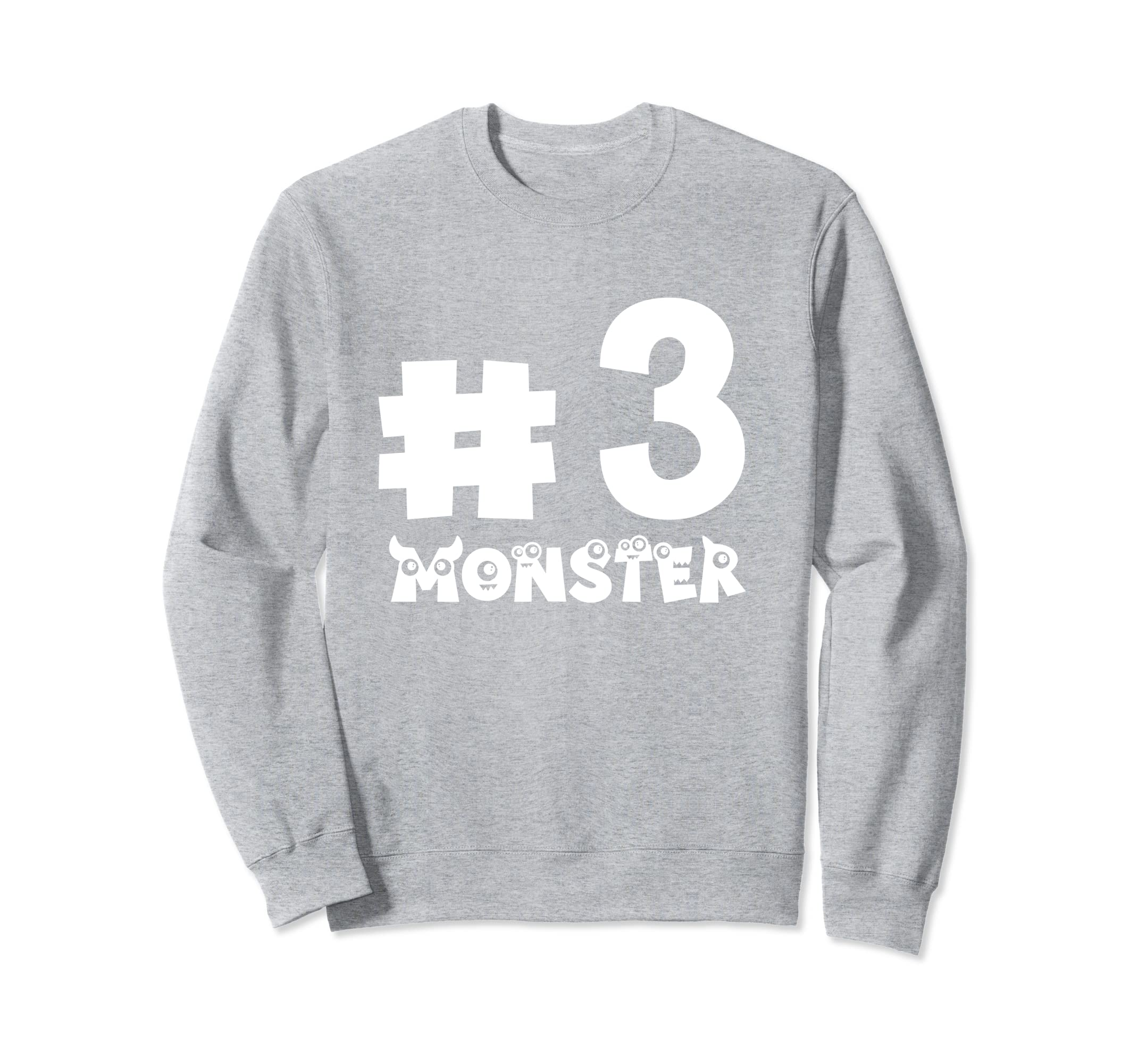 #3 Monster Funny Halloween Costume Shirt For Halloween-Rose