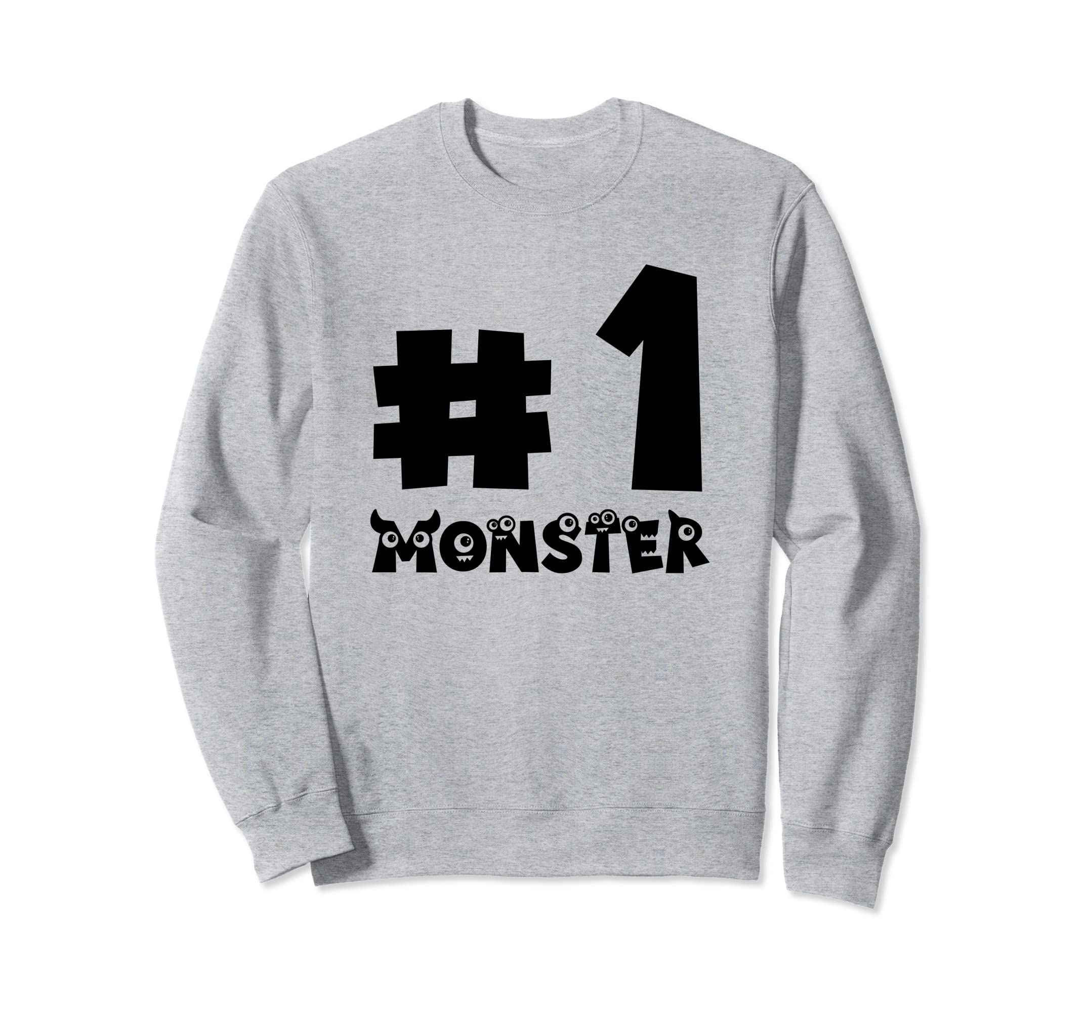 #1 Monster Funny Halloween Costume Shirt For Halloween-Rose