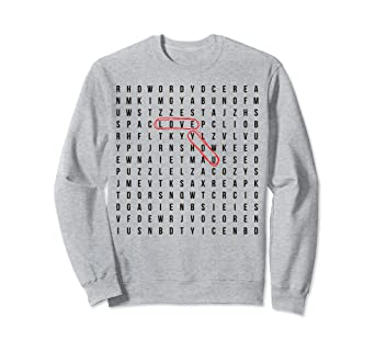 cd93a59b8 Image Unavailable. Image not available for. Color: Valentine Crossword  puzzle LOVE YOU clue t-shirt