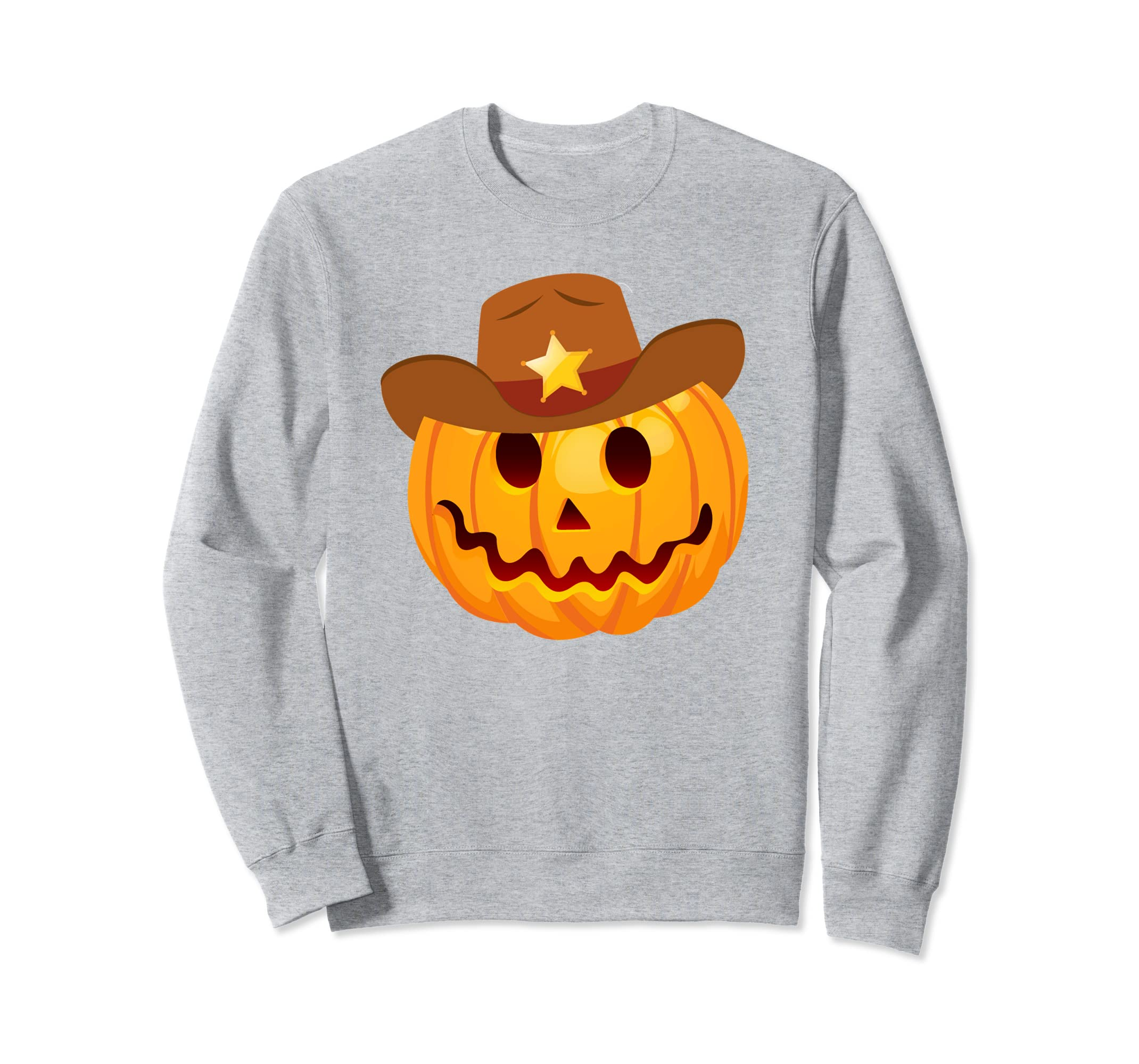 Awesome Graphic Funny Pumpkin Halloween Costume Sweatshirt-Rose