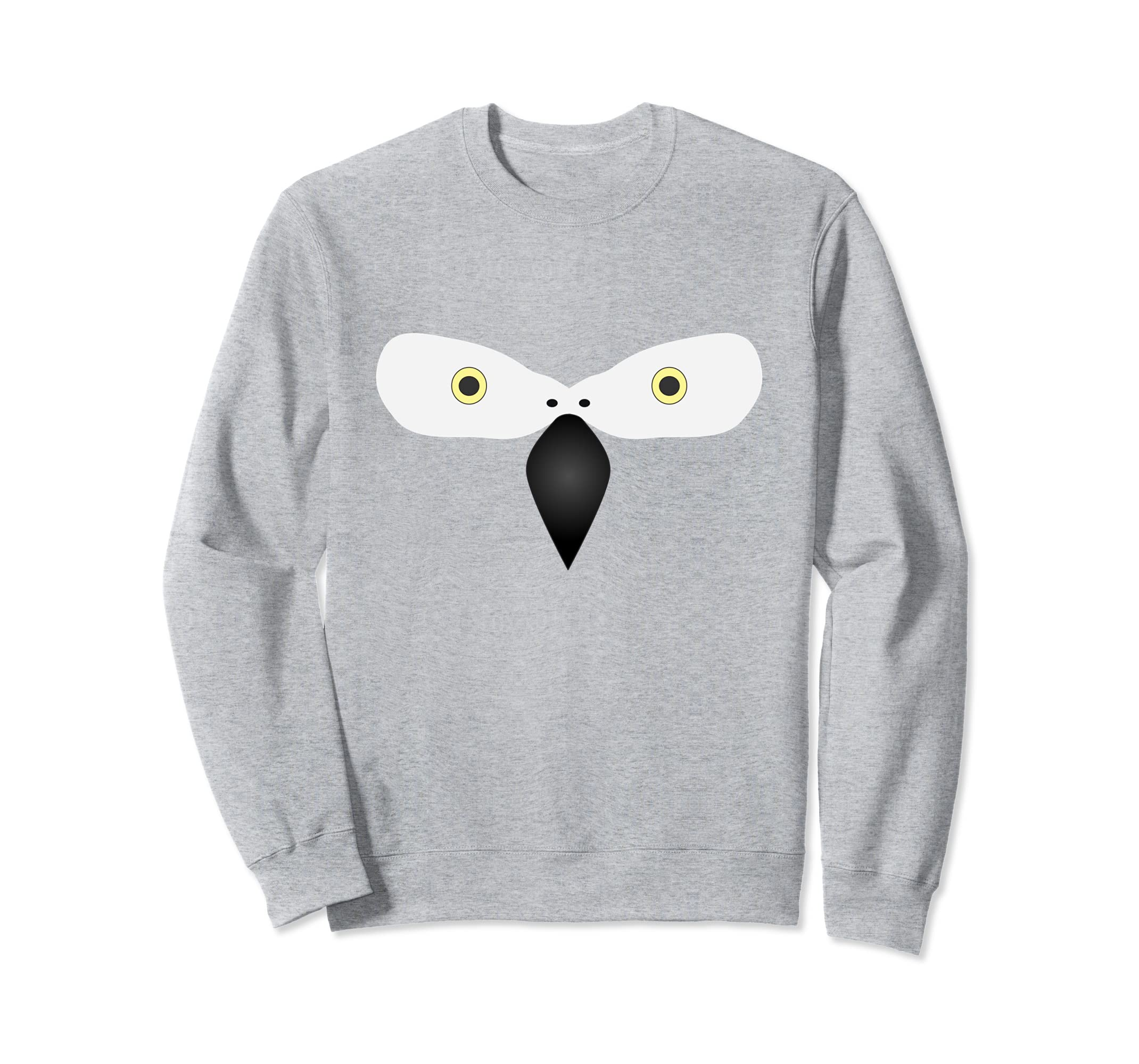 African Grey Parrot Bird Halloween Costume Sweatshirt-ANZ