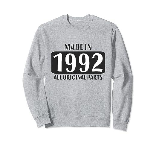 Image 0 Source Amazon Com 27th Birthday Sweatshirt Women 27 Year Old Daughter