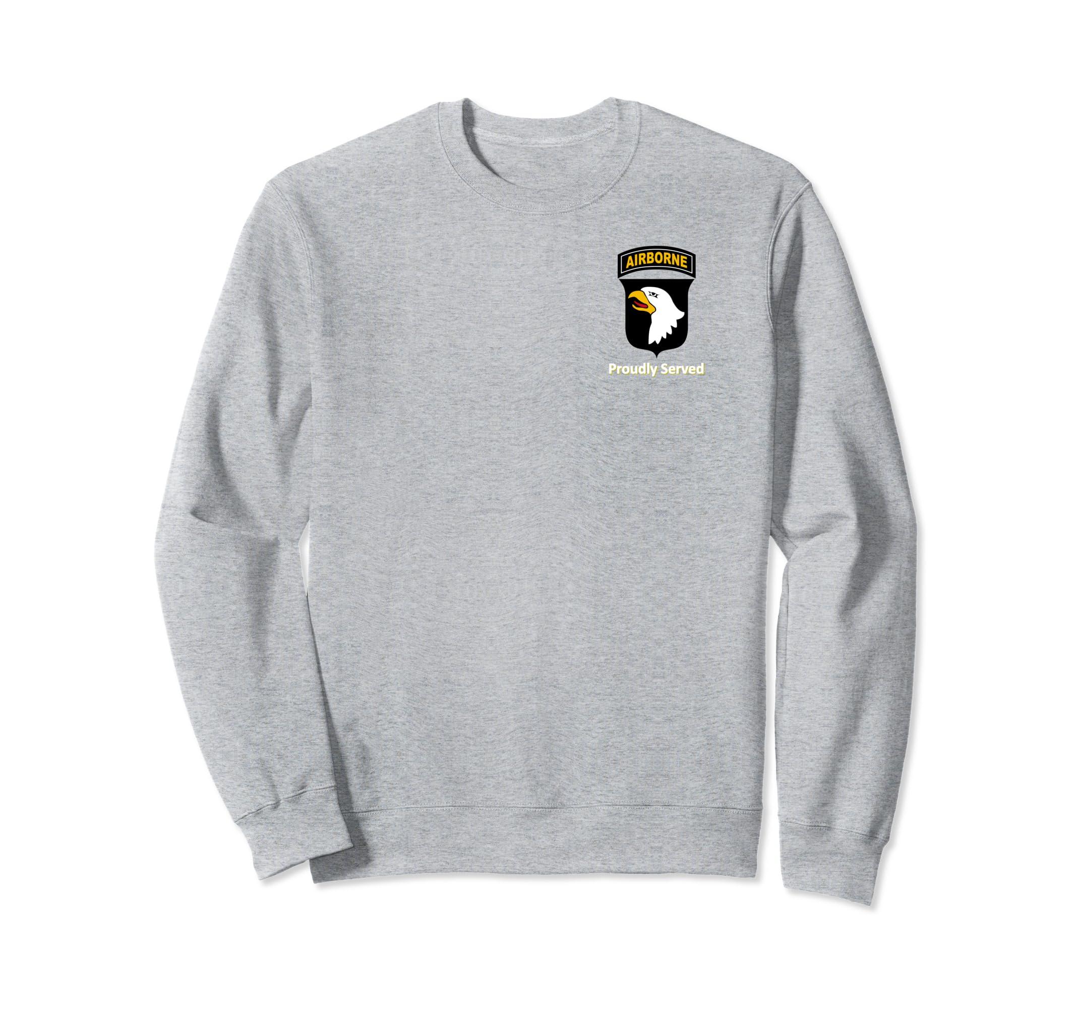 101st Airborne Division Sweatshirt-ANZ
