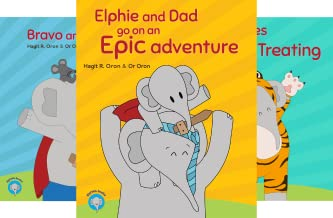 Elphie's books (4 Book Series)