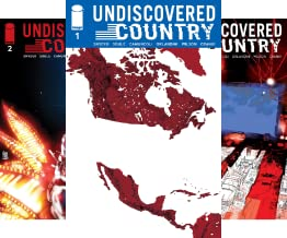 Undiscovered Country (13 Book Series)