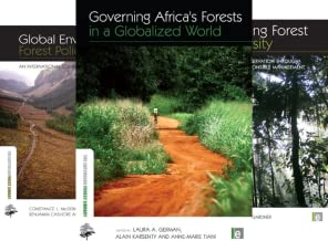 The Earthscan Forest Library (41 Book Series)