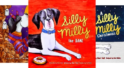 The Silly Milly the Dane Collection (3 Book Series)
