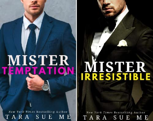 Bachelor International (2 Book Series)