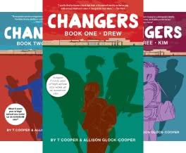 Changers (4 Book Series)