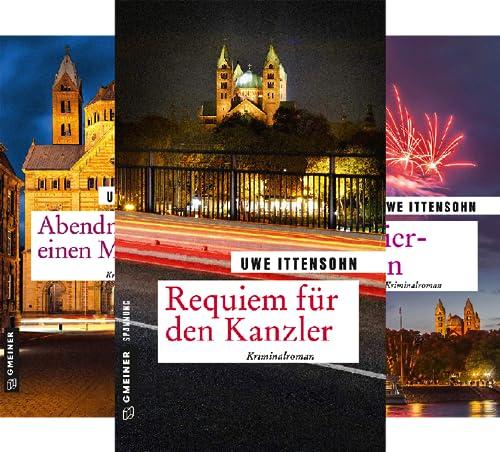 Kommissar Achill und Stadtführer Sartorius (Reihe in 3 Bänden)