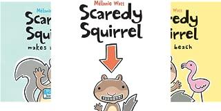 Scaredy Squirrel (5 Book Series)