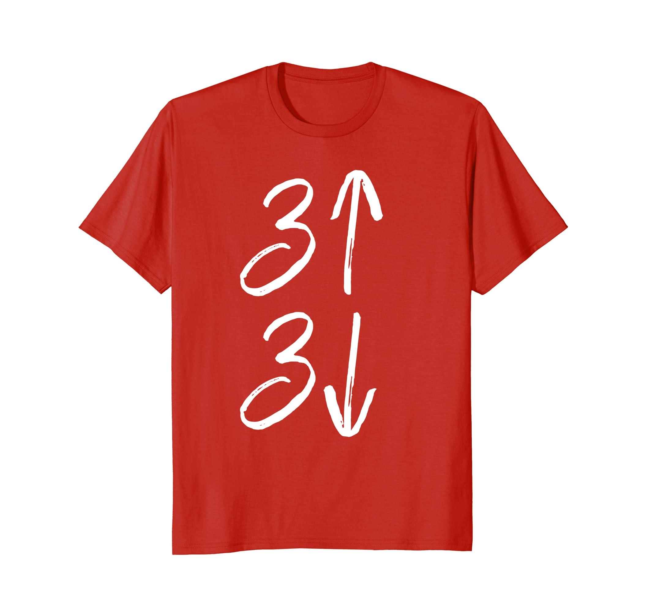 3 Up 3 Down Shirt Fun Cute Baseball Shirt for Moms & Dads-anz
