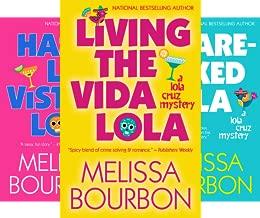 The Lola Cruz Mystery Series (4 Book Series)
