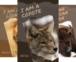 Wildlife Book Series for Early Readers (5 Book Series)
