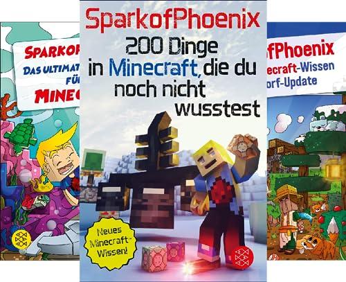 SparkofPhoenix (Reihe in 3 Bänden)