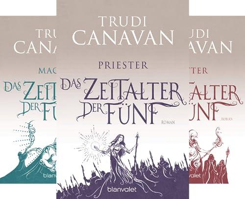 DAS ZEITALTER DER FÜNF (Reihe in 3 Bänden)